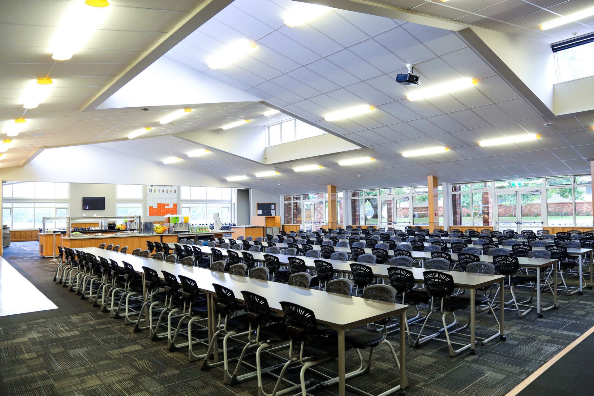St Paul's Collegiate School Dining Hall