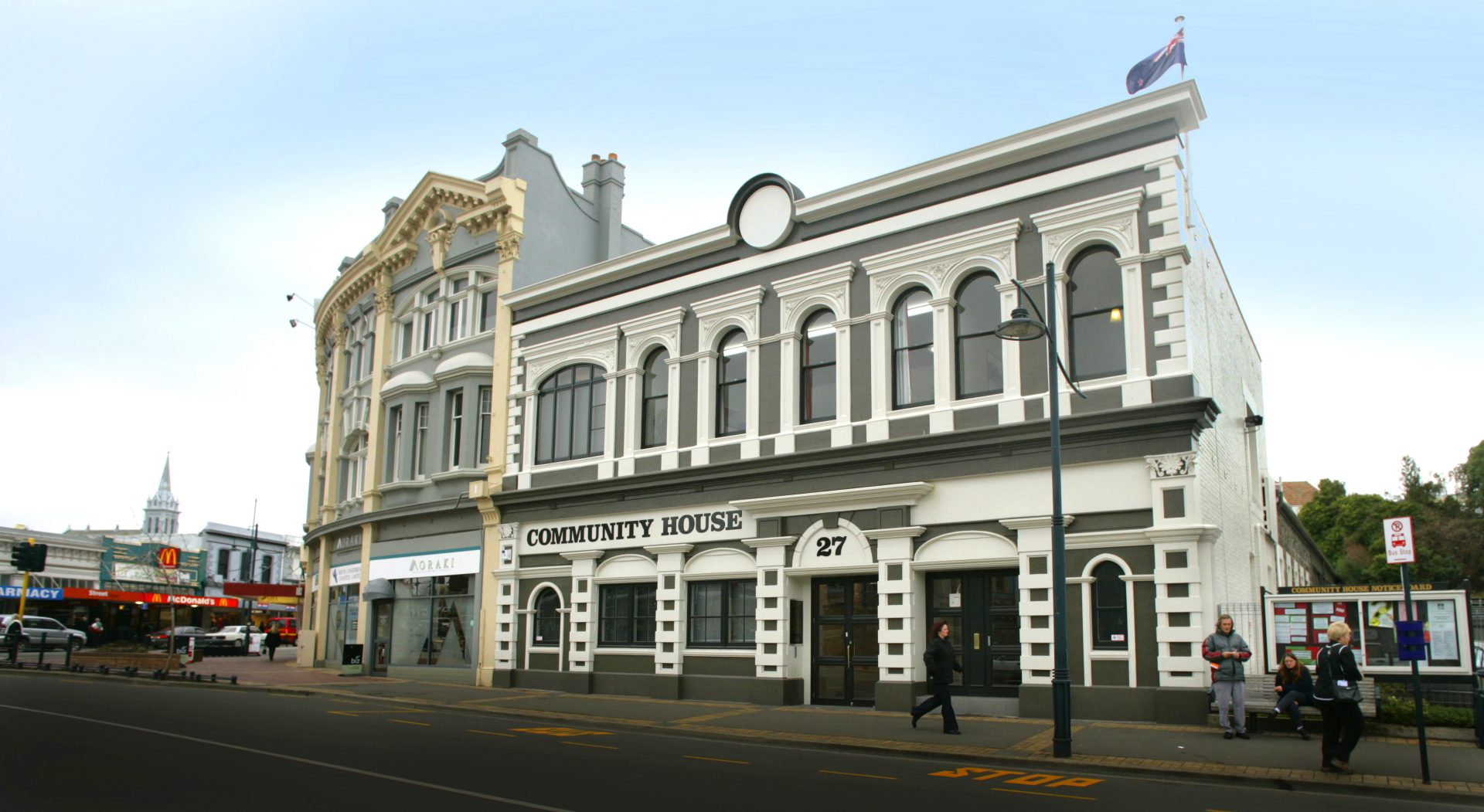 The Community Trust Of Mid and South Canterbury