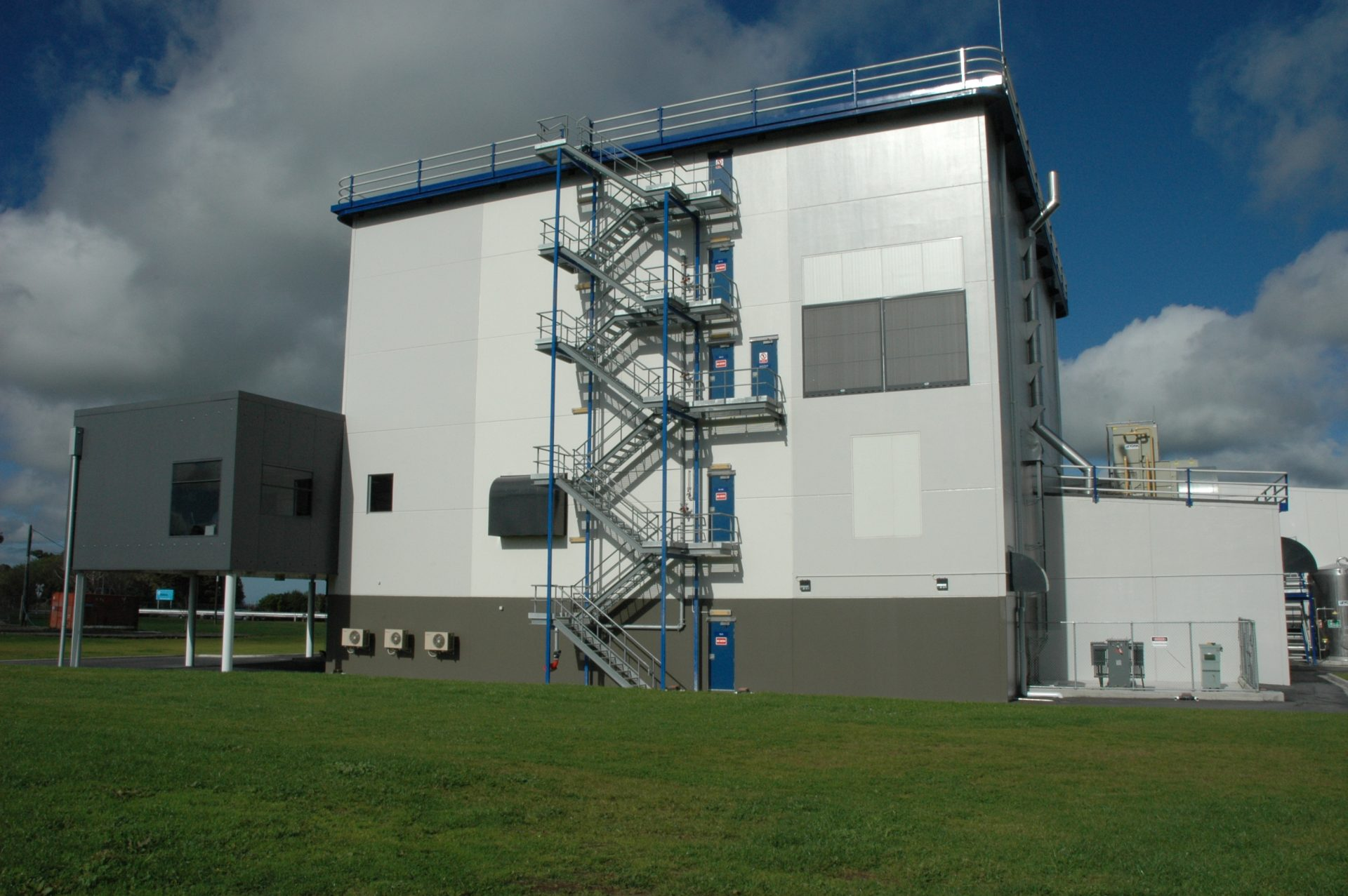IGL Production Facility, Dickson Lonergan Ltd, north elevation, 2 of 3 (1)