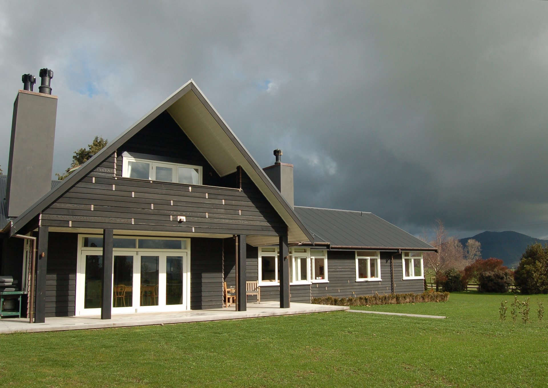 Rural House Alteration, Chibnall Swann Team Architecture, Exterior View1 of 4